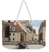 Church Of Our Lady - Dresden - Germany Weekender Tote Bag