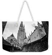 Church Of Our Lady Weekender Tote Bag