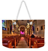 Church Of Saint Louis Weekender Tote Bag