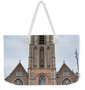 Church Of St Lawrence In Rotterdam Weekender Tote Bag