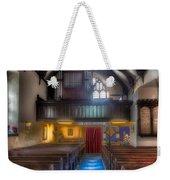 Church Of St Mary Weekender Tote Bag by Adrian Evans