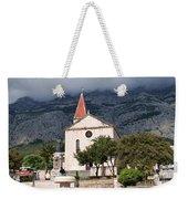 Church Of St.mark Makarska Weekender Tote Bag
