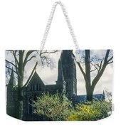 Church Of The Blessed Mary Weekender Tote Bag