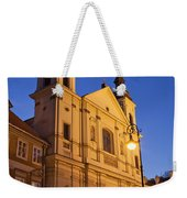 Church Of The Holy Spirit In Warsaw Weekender Tote Bag