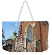 Church Of The Holy Trinity In Krakow Weekender Tote Bag