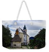 Church Of The Mother Of God Weekender Tote Bag