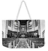 Church Of The Nativity Weekender Tote Bag