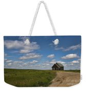 Church On The Plains Weekender Tote Bag