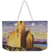 Church On The Rocks.  Weekender Tote Bag