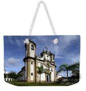Church Ouro Preto Brazil 5 Weekender Tote Bag