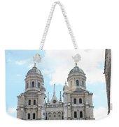 Church Saint Michel - Dijon Weekender Tote Bag