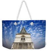 Church Spire Weekender Tote Bag