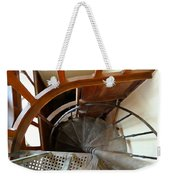 Church Stairs Weekender Tote Bag