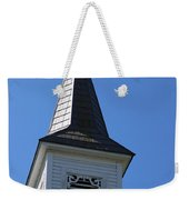 Church Steeple In Buckley Washington Weekender Tote Bag