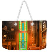 Church Vestibule Weekender Tote Bag