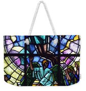 Church Window Weekender Tote Bag by Tommytechno Sweden