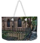Church Yard Weekender Tote Bag