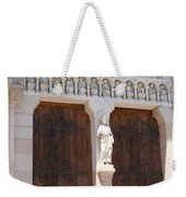 Churchdoor - Saint Peter - Macon Weekender Tote Bag