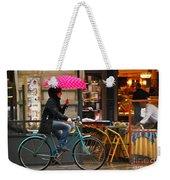 Ciclista - Milano Weekender Tote Bag