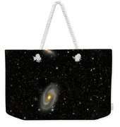 Cigar Galaxy And Bodes Galaxy Weekender Tote Bag