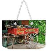 Cigar Wagon Weekender Tote Bag