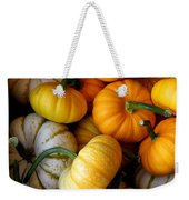 Cinderella Pumpkin Pile Weekender Tote Bag by Kerri Mortenson