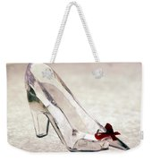 Cinderella's Slipper Weekender Tote Bag