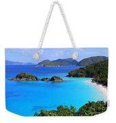 Cinnamon Bay St. John Virgin Islands Weekender Tote Bag