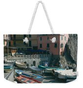 Cinque Terre 3 Weekender Tote Bag