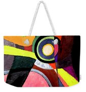 Circle Abstract #4 Weekender Tote Bag