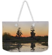 Circle B Sunset Weekender Tote Bag