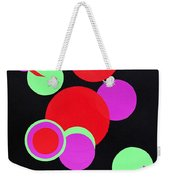Circle Study One Weekender Tote Bag