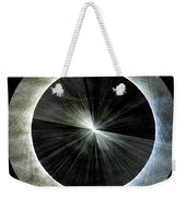 Circles Do Not Exist 720 The Shape Of Pi Weekender Tote Bag
