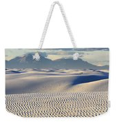 Circles In The Sand Weekender Tote Bag