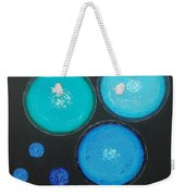 Circles Of My Mind Weekender Tote Bag