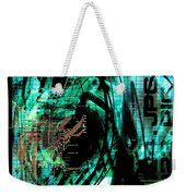Circuit Board Weekender Tote Bag