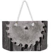 Circular Weekender Tote Bag by Kelley King