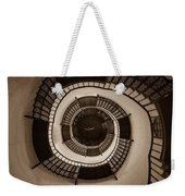 Circular Staircase In The Granitz Hunting Lodge Weekender Tote Bag