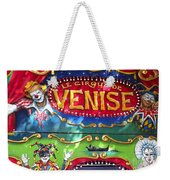 Circus Centerpiece Weekender Tote Bag