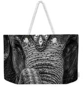 Circus Elephant Weekender Tote Bag by Bob Orsillo