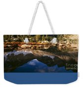 Cirque Of The Towers In Lonesome Lake 2 Weekender Tote Bag