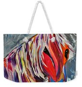 Cisco Abstract Horse  Weekender Tote Bag