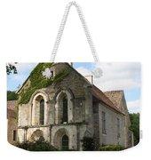 Cistercian Abbey Of Fontenay Weekender Tote Bag