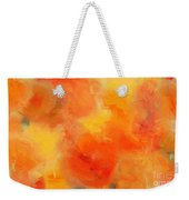 Citrus Passion - Abstract - Digital Painting Weekender Tote Bag