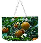 Citrus Sinensis Weekender Tote Bag