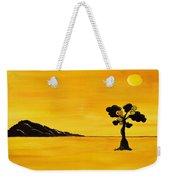 Citrus Sunset Weekender Tote Bag
