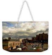 City And Sky Weekender Tote Bag