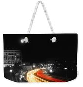 City And The Moon Weekender Tote Bag