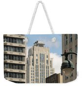 City Apartment Living Weekender Tote Bag
