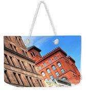 City Architecture Kcmo Weekender Tote Bag